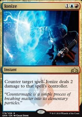 Guilds of Ravnica: Ionize