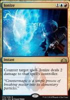 Guilds of Ravnica Foil: Ionize