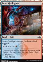 Guilds of Ravnica: Izzet Guildgate (252 B)