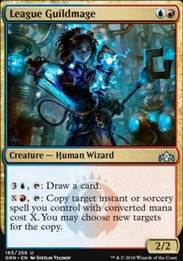 Guilds of Ravnica: League Guildmage
