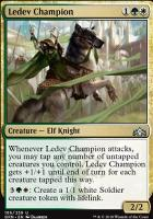 Guilds of Ravnica: Ledev Champion
