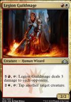 Guilds of Ravnica Foil: Legion Guildmage