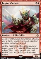 Guilds of Ravnica Foil: Legion Warboss