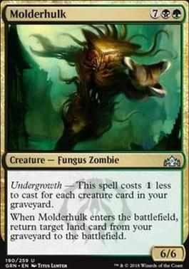 Guilds of Ravnica: Molderhulk