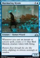 Guilds of Ravnica Foil: Murmuring Mystic