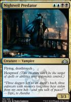 Guilds of Ravnica: Nightveil Predator