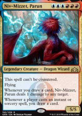Guilds of Ravnica: Niv-Mizzet, Parun