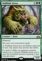 Guilds of Ravnica: Nullhide Ferox