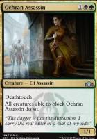 Guilds of Ravnica: Ochran Assassin