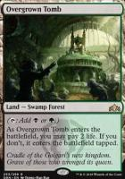 Guilds of Ravnica Foil: Overgrown Tomb