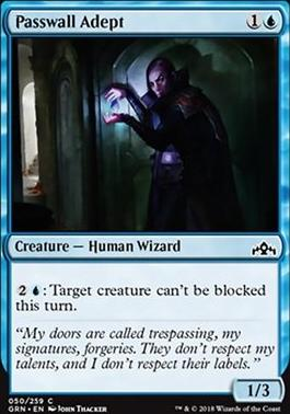Guilds of Ravnica: Passwall Adept