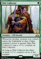 Guilds of Ravnica: Pelt Collector