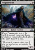 Guilds of Ravnica Foil: Plaguecrafter