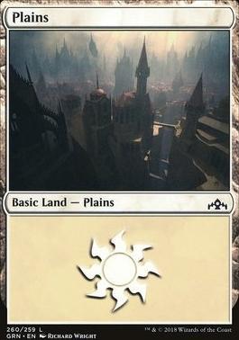 Guilds of Ravnica: Plains