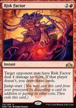Guilds of Ravnica: Risk Factor