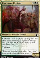 Guilds of Ravnica Foil: Rosemane Centaur