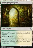 Guilds of Ravnica: Selesnya Guildgate (256 B)