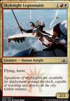 Guilds of Ravnica Foil: Skyknight Legionnaire