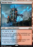 Guilds of Ravnica: Steam Vents