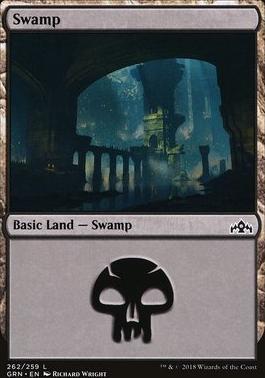 Guilds of Ravnica: Swamp