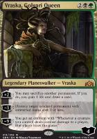 Guilds of Ravnica: Vraska, Golgari Queen
