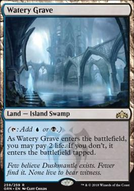 Guilds of Ravnica: Watery Grave