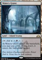 Guilds of Ravnica Foil: Watery Grave