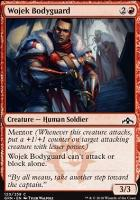 Guilds of Ravnica: Wojek Bodyguard