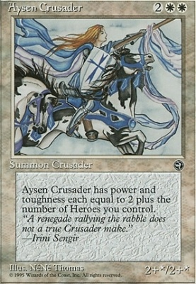 Homelands: Aysen Crusader