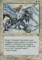Homelands: Aysen Crusader