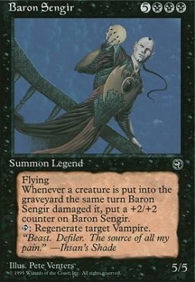 Homelands: Baron Sengir