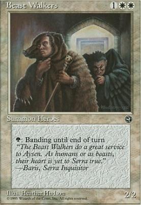 Homelands: Beast Walkers