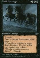 Homelands: Black Carriage