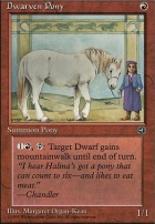 Homelands: Dwarven Pony