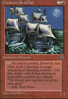 Homelands: Dwarven Sea Clan