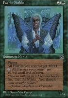 Homelands: Faerie Noble