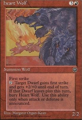 Homelands: Heart Wolf