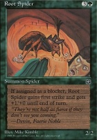 Homelands: Root Spider
