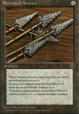 Homelands: Serrated Arrows