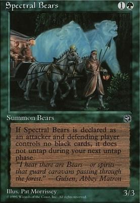 Homelands: Spectral Bears