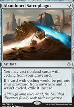 Hour of Devastation: Abandoned Sarcophagus