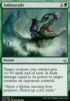 Hour of Devastation Foil: Ambuscade