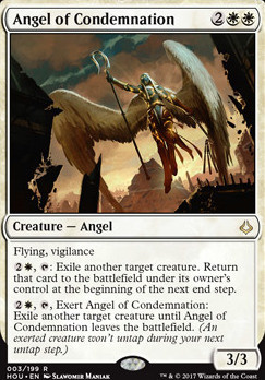 Hour of Devastation: Angel of Condemnation