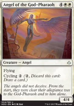 Hour of Devastation: Angel of the God-Pharaoh
