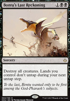Hour of Devastation: Bontu's Last Reckoning