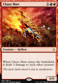Hour of Devastation: Chaos Maw