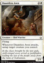 Hour of Devastation: Dauntless Aven