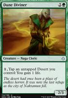 Hour of Devastation: Dune Diviner