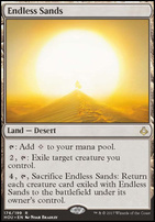 Hour of Devastation: Endless Sands