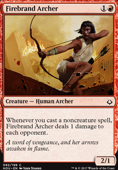 Hour of Devastation: Firebrand Archer